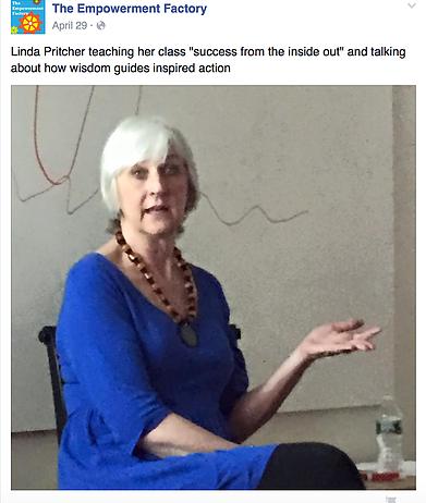 Linda Pritcher