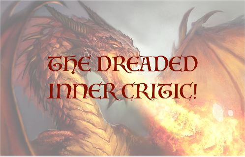 Dreaeded Inner Critic Dragon